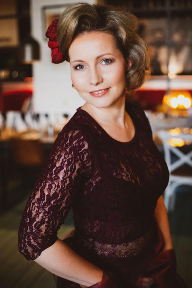 Glamour / Beauty Frauen-Portrait
